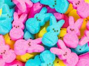 "<p>Ah, Peeps — one of <a href=""https://www.thedailymeal.com/holidays/easter-candy-ranking?referrer=yahoo&category=beauty_food&include_utm=1&utm_medium=referral&utm_source=yahoo&utm_campaign=feed"" rel=""nofollow noopener"" target=""_blank"" data-ylk=""slk:the most popular Easter candies of all time"" class=""link rapid-noclick-resp"">the most popular Easter candies of all time</a>. These marshmallow shapes look cute in a basket with fake grass and other sweets, but if you put one in the microwave, it will expand, transforming into something straight out of a horror film. When you take it out of the microwave, it will deflate, becoming dry and crunchy, possibly even turning brown or black on the inside.</p>"