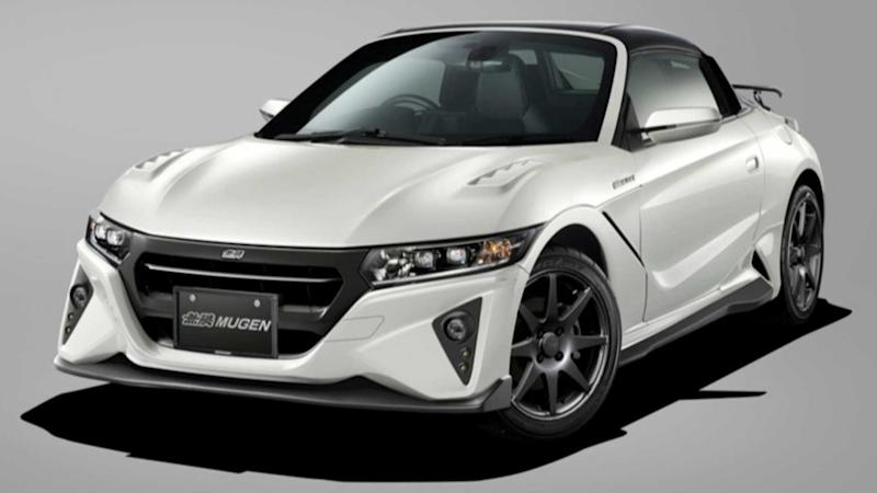 Honda S660 By Mugen Lead