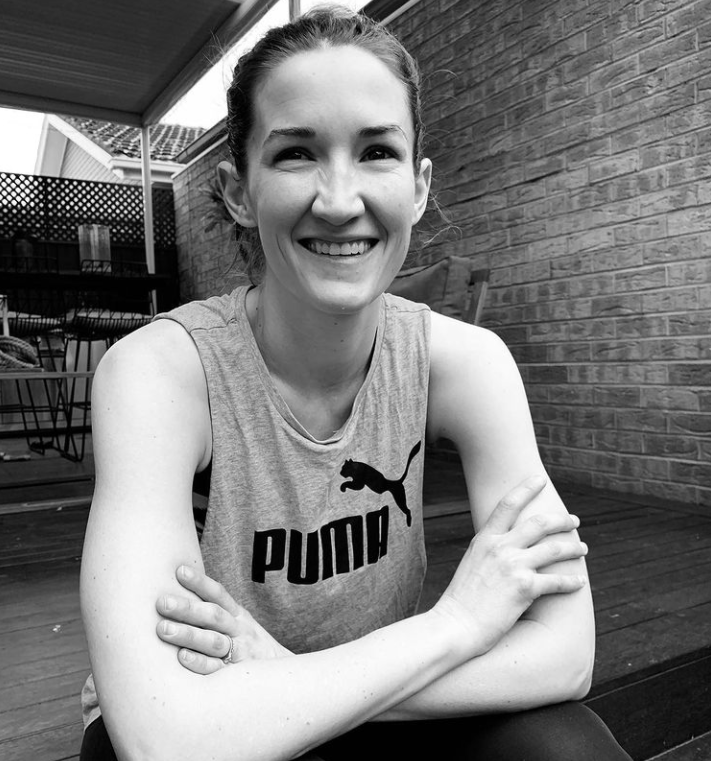moving dietitian Paula Norris, from Melbourne
