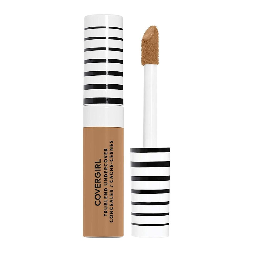 """Easily target almost anything you'd like to cover up on your beautiful visage. (Psst ... you can totally get away with skipping foundation thanks to this super blendable stuff.)<br /><br /><strong>Promising review:</strong>""""Not only is the packaging of this concealer cute and classic, but it also provides really great coverage. You only need to use a little bit to get great coverage, the applicator is great, and I don't have any problems with creasing (although I don't have any fine lines either). If you're wanting a concealer similar to expensive brands but at a drugstore price, you'll like this!"""" —<a href=""""https://www.amazon.com/gp/customer-reviews/RM9G184H3GACA?&linkCode=ll2&tag=huffpost-bfsyndication-20&linkId=dec8c1d774841bbfa5172d3b3c84b110&language=en_US&ref_=as_li_ss_tl"""" target=""""_blank"""" rel=""""noopener noreferrer"""">Kayla Williams</a> <br /><br /><strong>Get it from Amazon for <a href=""""https://www.amazon.com/dp/B07PFLJ5ZS?&linkCode=ll1&tag=huffpost-bfsyndication-20&linkId=c32dcb2a53e64809e35f3f5f01681521&language=en_US&ref_=as_li_ss_tl"""" target=""""_blank"""" rel=""""noopener noreferrer"""">$6</a> (available in 30 shades).</strong>"""