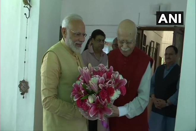 Advani birthday, PM Modi, LK Advani birthday