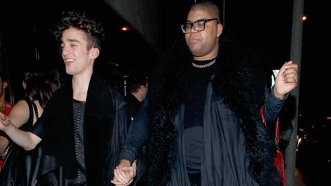 x17 ej johnson boyfriend tk 130403 wblog Magic Johnsons Openly Gay Son Grateful for Dads Support