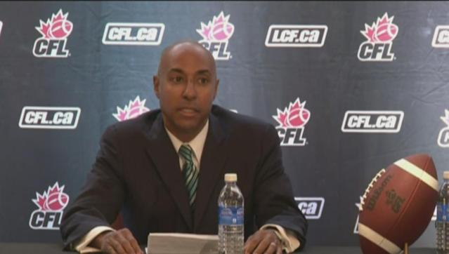 Tue, Mar 17: The CFL's newly appointed commissioner, Jeffrey Orridge, describes his passion for the game and how it connects the nation.