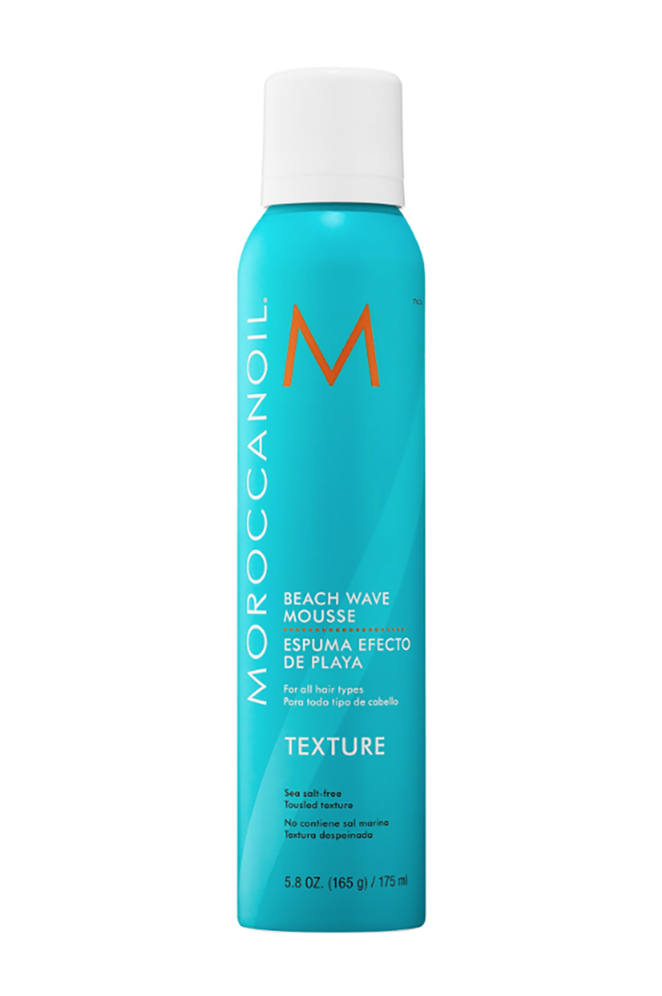 """<p><strong>Moroccanoil</strong></p><p>nordstrom.com</p><p><strong>$13.00</strong></p><p><a href=""""https://go.redirectingat.com?id=74968X1596630&url=https%3A%2F%2Fshop.nordstrom.com%2Fs%2Fmoroccanoil-beach-wave-mousse%2F4309602&sref=https%3A%2F%2Fwww.marieclaire.com%2Fbeauty%2Fnews%2Fg2902%2Fbest-beach-wave-salt-sprays%2F"""" rel=""""nofollow noopener"""" target=""""_blank"""" data-ylk=""""slk:SHOP IT"""" class=""""link rapid-noclick-resp"""">SHOP IT </a></p><p>Toss that old sea salt spray you've been using since summer 2016, and upgrade to this mousse. This argan oil-infused formula will give you wind-swept waves that won't feel like they're about to fall off your head due to dehydration by the end of the day.</p>"""