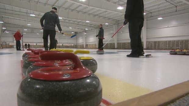 Curl Moncton will receive $66,000 from the City of Moncton to pay creditors and ensure the club remains operational.  (Pierre Fournier/CBC News  - image credit)