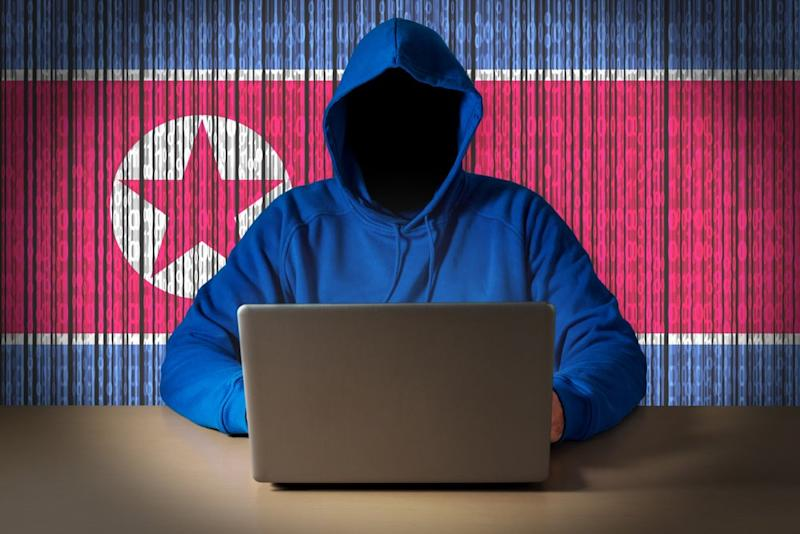 North Korean hackers really don't care that the bitcoin price crashed. It's still plenty profitable for them. | Source: Shutterstock