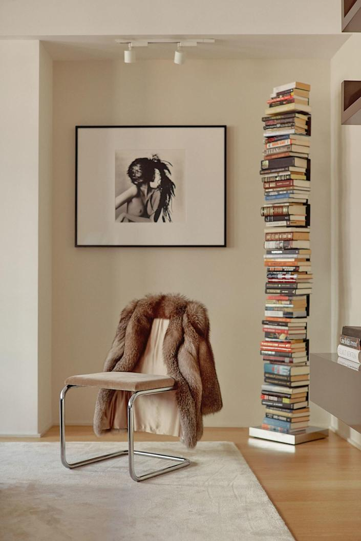 Fashion Designer Sylvie Millstein S Apartment Is The Ultimate Live Work Space