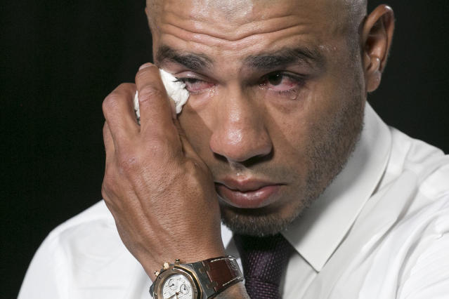 Miguel Cotto will call it a career after his fight with Sadam Ali. (AP)