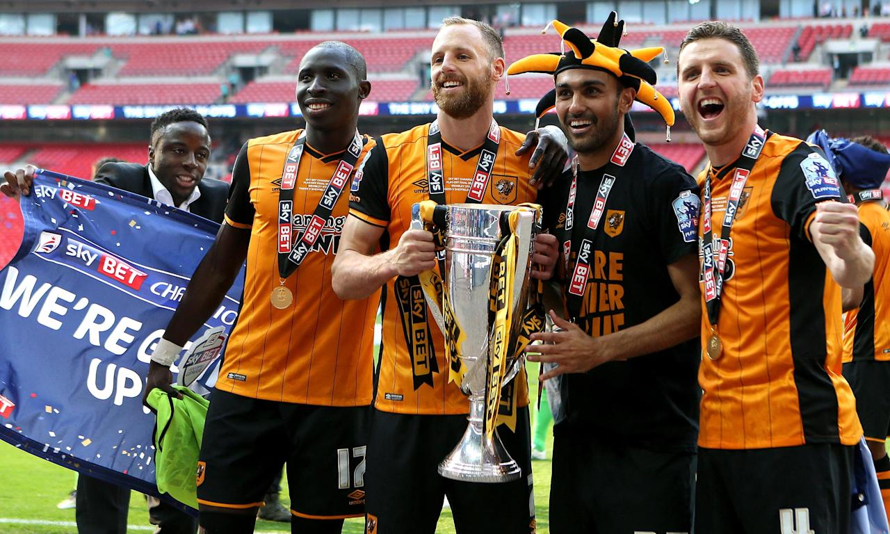 Last season Hull City were the 15th of 25 teams promoted to the Premier League via the play-offs to go straight back down.