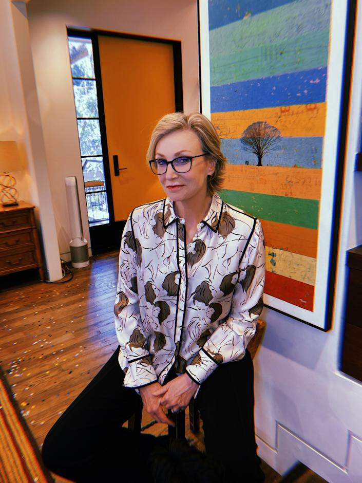 """Actress Jane Lynch from """"The Marvelous Mrs. Maisel"""""""
