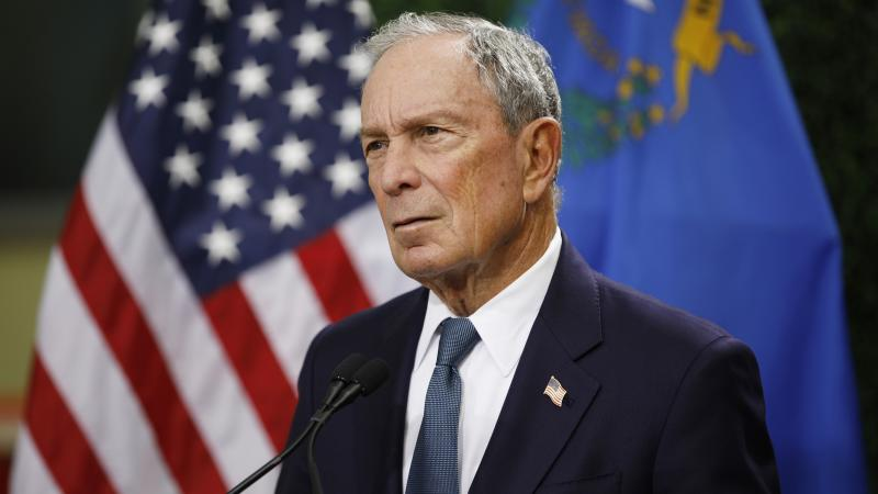 Billionaire Michael Bloomberg launches US presidential bid