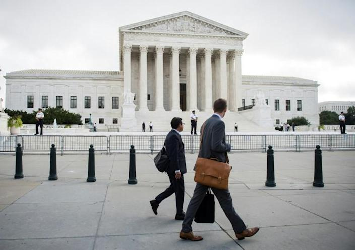 The Supreme Court is the final arbiter on fundamental American legal matters