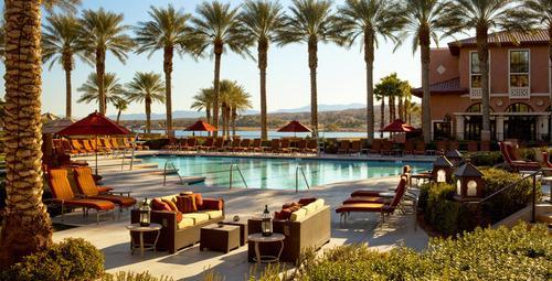 westin lake las vegas winter escape