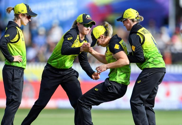 Australia's Ellyse Perry was injured in their win against New Zealand