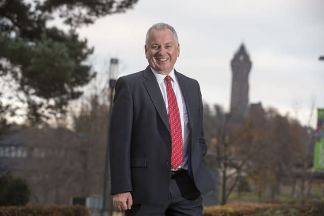 University of Stirling new chancellor
