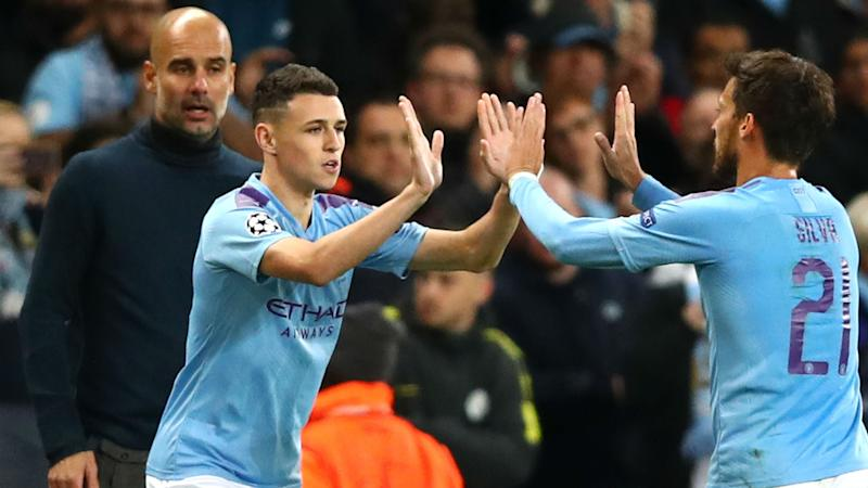 I wouldn't sell Foden for €500m – Guardiola lauds Silva's heir as unsellable