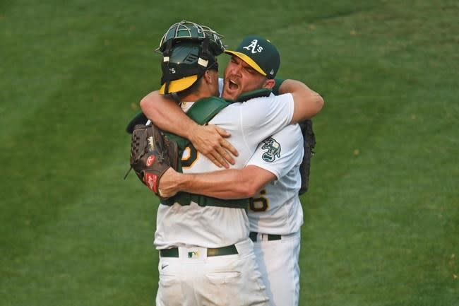 A capsule look at the Astros-Athletics playoff series