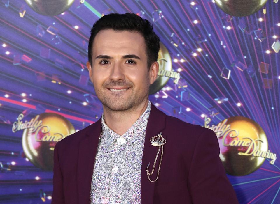 Former 'Strictly Come Dancing' contestant Will Bayley fears his recent injury may prevent him from competing in the Tokyo Paralympics in 2020 (Mike Marsland/WireImage/Getty)