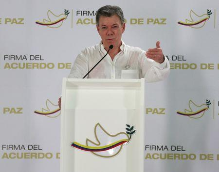 Church welcomes signing of Colombia peace deal