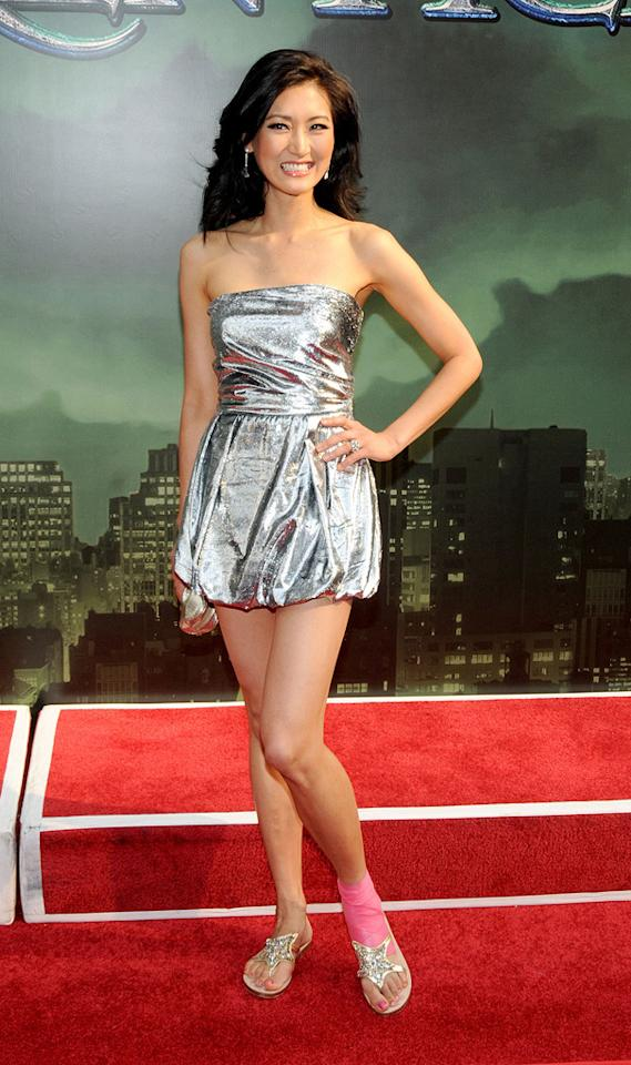 """Kelly Choi at the New York City premiere of <a href=""""http://movies.yahoo.com/movie/1810073953/info"""">The Sorcerer's Apprentice</a> - 07/06/2010"""