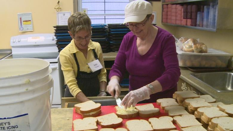 Hungry hearts: Upper Room Soup Kitchen offers more than just food