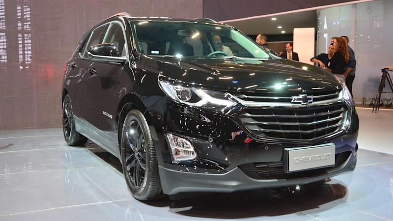 Chevrolet Equinox Midnight - Salão de SP 2018