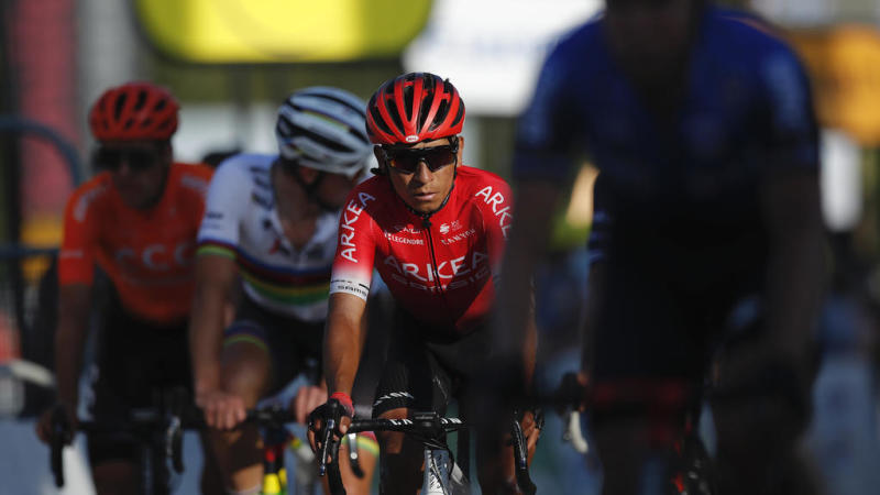 Tour de France team under investigation for suspected doping, two in custody