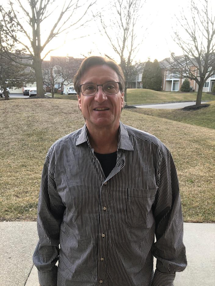 Randy Smith, 59, is a ticket re-seller who lost his line of work in March as big name artists canceled or postponed blockbuster concerts amidst the coronavirus crisis. He knows his retirement savings has seen big losses, too, after the market meltdown associated with the coronavirus fears.