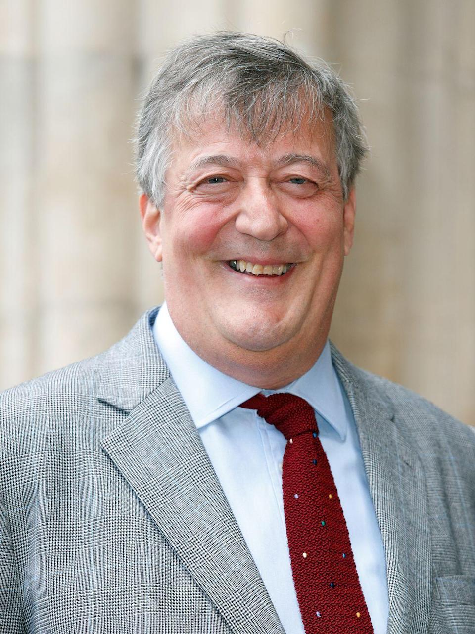 """<p>In 2006, the British comedian debuted a BBC documentary called <em>Stephen Fry: The Secret Life of the Manic Depressive</em>. The star didn't even learn he had the disease until the age of 37, """"but for the first time I had a diagnosis that explains the massive highs and miserable lows I've lived with all my life,"""" he <a href=""""https://www.time-to-change.org.uk/news-media/celebrity-supporters/stephen-fry"""" rel=""""nofollow noopener"""" target=""""_blank"""" data-ylk=""""slk:said"""" class=""""link rapid-noclick-resp"""">said</a>.</p>"""