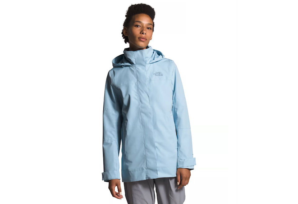 The only trench you'll ever need. (Photo: The North Face)