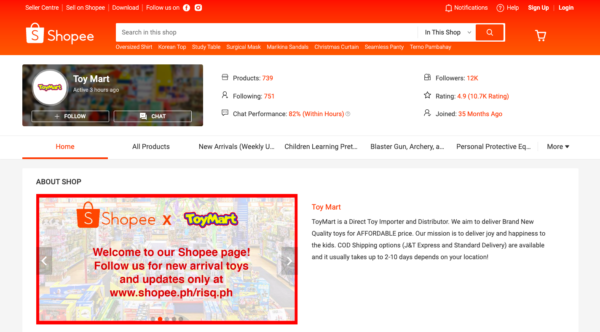 online toy stores in the philippines - toymart