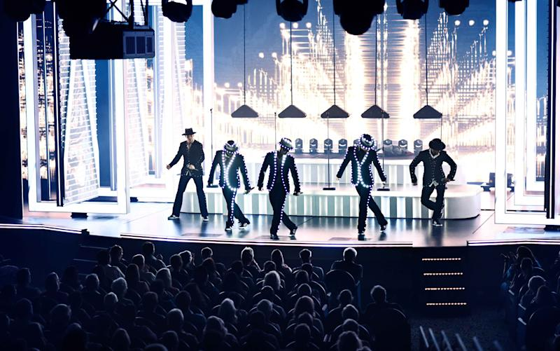 Cruise entertainment is as slick as anything you see on the West End stage - Princess Cruises