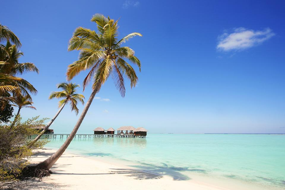 Fancy owning a slice of paradise? (Getty Images)