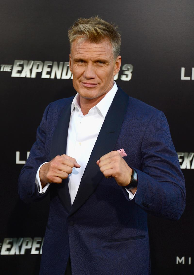 Dolph Lundgren Joins Aquaman, Significantly Raising the Movie's Jawline Game