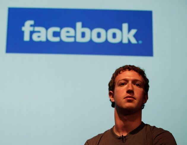 Mark Zuckerberg, CEO of Facebook, which he founded in 2004, answers quesitons during a press conference. Microsoft announced more collaboration with the Bing Search Engine and Facebook  at Microsoft Silicon Valley Campus on Wednesday, Oct. 13, 2010. (Karen T. Borchers/Mercury News)(Digital First Media Group/Mercury News via Getty Images) (Photo: MediaNews Group via MediaNews Group via Getty Images)