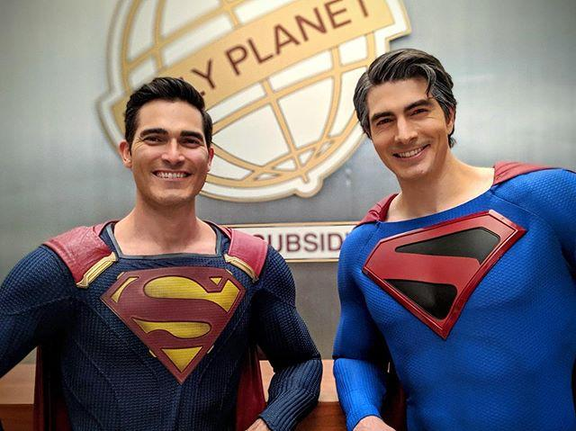 Supermen! (Credit: Instagram)