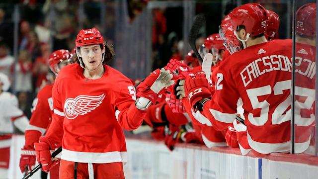 I'm predicting big 2020-21 season for Detroit Red Wings' Tyler Bertuzzi. Here's why