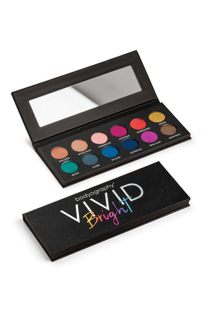 "<p><strong>Vivid Bright Palette</strong></p><p>bodyography.com</p><p><strong>$33.00</strong></p><p><a href=""https://go.redirectingat.com?id=74968X1596630&url=https%3A%2F%2Fwww.bodyography.com%2Fcollections%2Fwhats-new%2Fproducts%2Fvivid-bright-palette&sref=https%3A%2F%2Fwww.elle.com%2Fbeauty%2Fg34671473%2Fblack-friday-cyber-monday-beauty-deals-2020%2F"" rel=""nofollow noopener"" target=""_blank"" data-ylk=""slk:Shop Now"" class=""link rapid-noclick-resp"">Shop Now</a></p><p>30% off the entire site during Black Friday through Cyber Monday. </p>"
