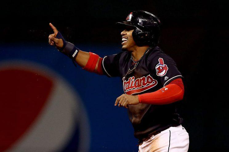 The Cleveland Indians want to keep Francisco Lindor around for awhile, which is sound baseball judgment. (Getty Images)