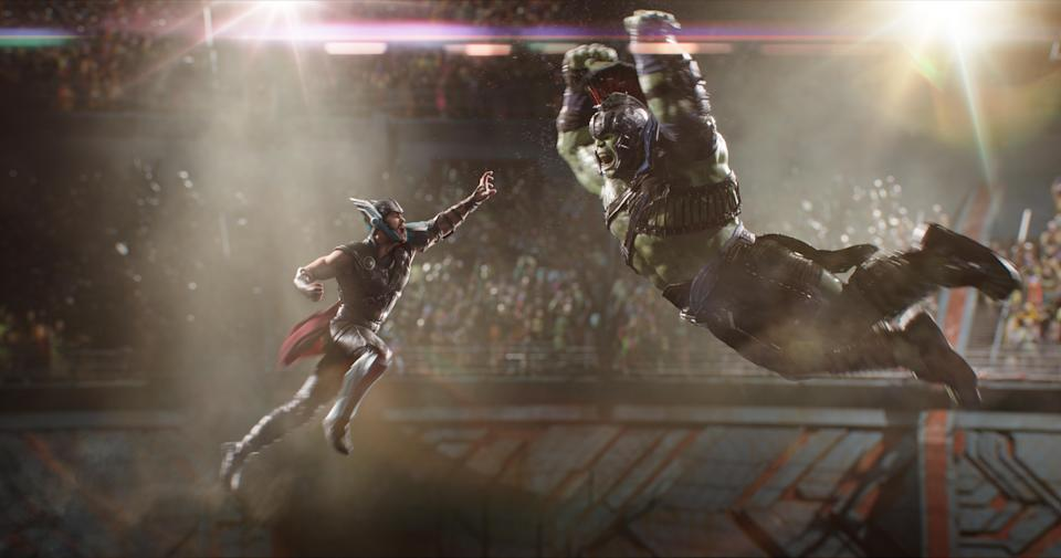 <p>After the franchise low of <em>The Dark World</em>, Marvel Studios wisely threw out the rule book for the third Thor film. Kooky Kiwi director Taiki Waititi gave us the funniest, and most out there, Marvel movie to date with <em>Thor: Ragnarok.</em> It also effortlessly managed to shoehorn in the <em>Planet Hulk</em> storyline without it feeling like unnecessary fan service. </p>