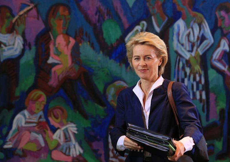 Von der Leyen Struggles for Socialist Support for Top EU Job