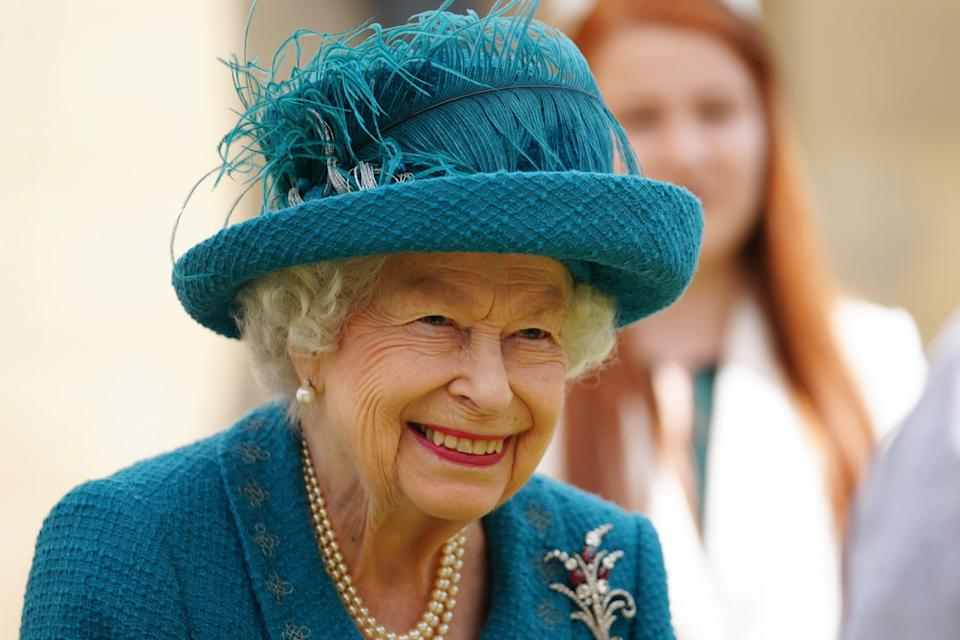The Queen's lawyers were in discussion with the government (PA) (PA Wire)