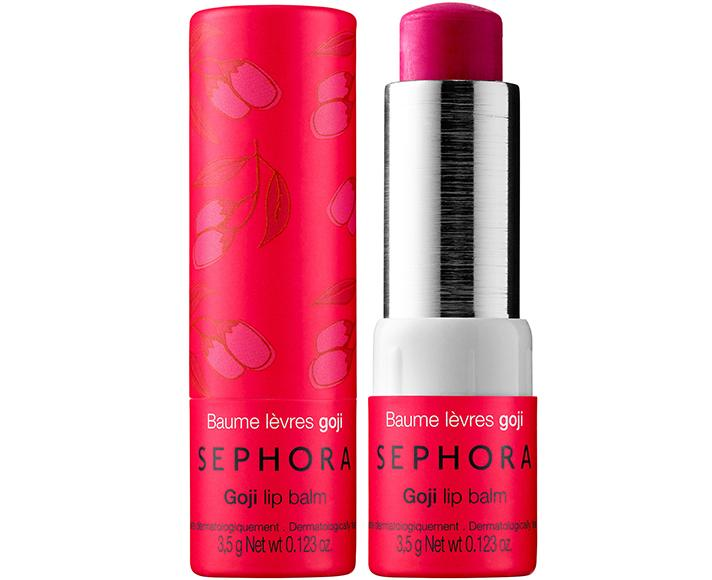 "Sephora Collection Lip Balm & Scrub, $6; at <a rel=""nofollow"" href=""http://www.sephora.com/lip-balm-scrub-P415438?skuId=1835339&icid2=%20just%20arrived:p415438"">Sephora</a>"