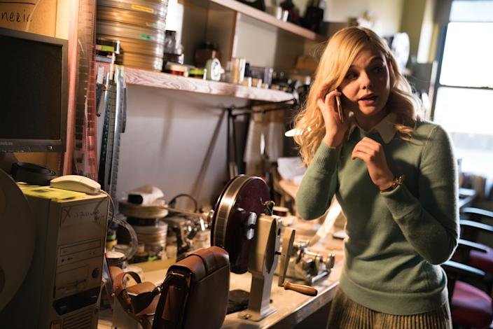"Elle Fanning in ""A Rainy Day in New York."" <span class=""copyright"">(Jessica Miglio / Signature Entertainment)</span>"