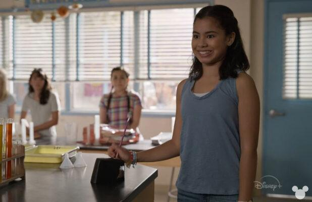 'Diary of a Future President': Gina Rodriguez Recounts Scarier Time Than Being POTUS – Middle School (Video)