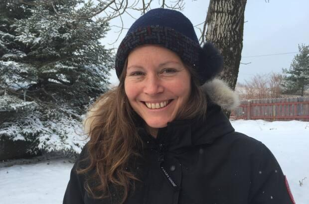 Alicia Lake runs the Cape Breton Food Hub Co-op, which connects local food producers with consumers via weekly food requests.