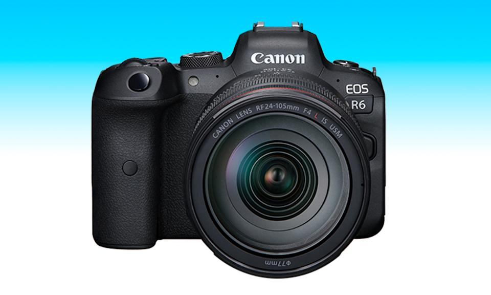 An item from the Engadget 2021 Father's Day gift guide: Canon EOS R6