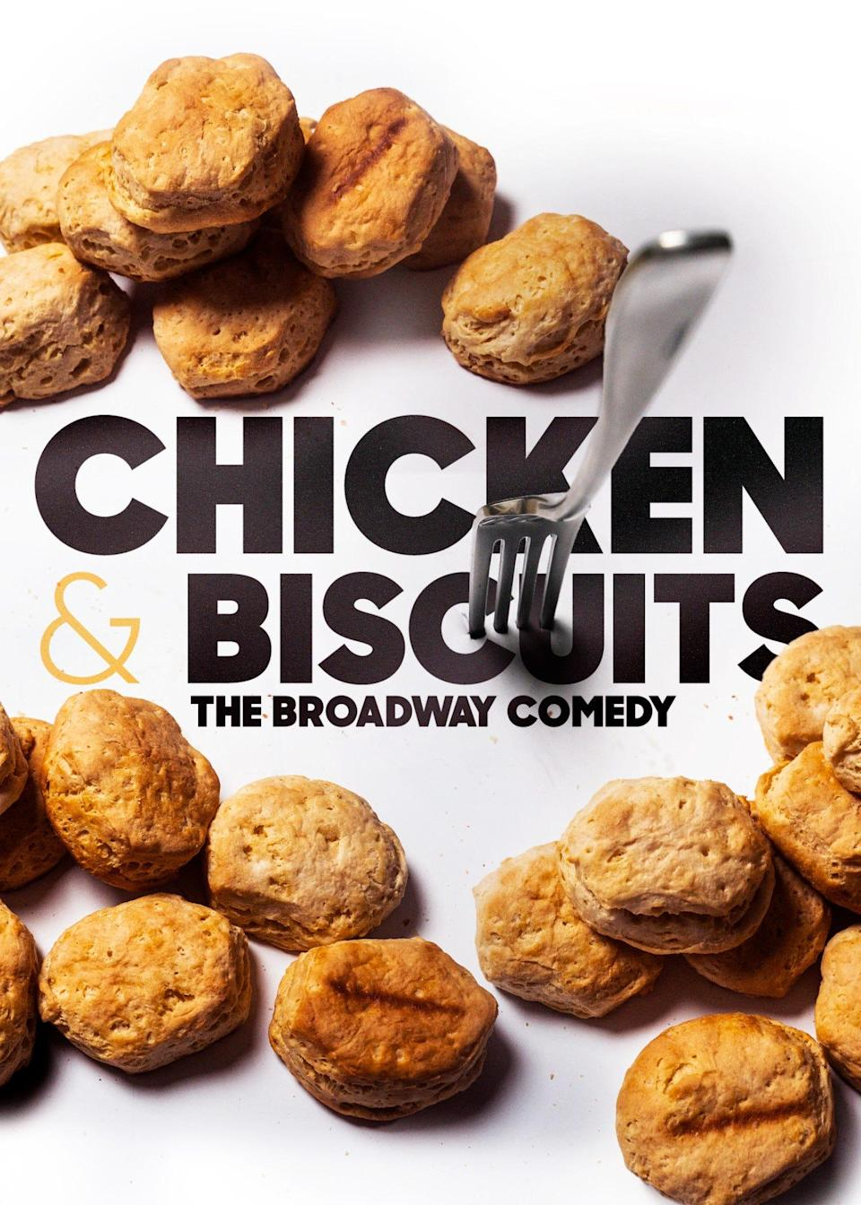 """""""Chicken & Biscuits"""" is directed by Zhailon Levingston, who at 27, is the youngest Black director in Broadway history."""