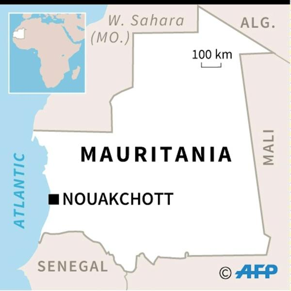 Mauritania (AFP Photo/Gillian HANDYSIDE)