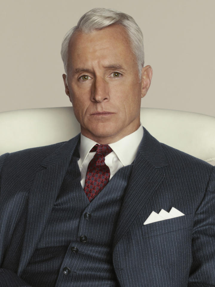 Roger Sterling (John Slattery) - Mad Men - Season 5 - Gallery - Photo Credit: Frank Ockenfels/AMC